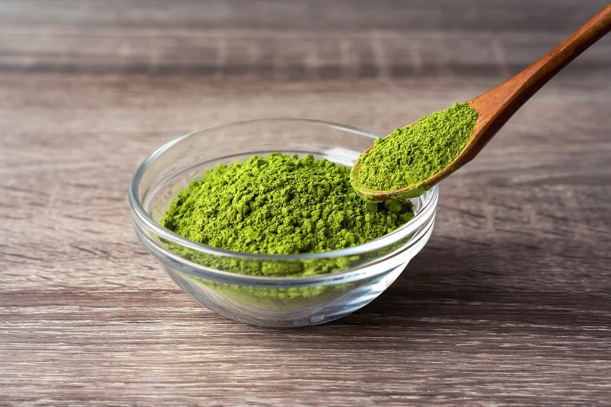 Matcha is loaded with vitamins and minerals for better health.