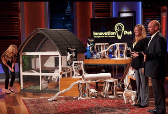 Innovation Pet on Shark Tank