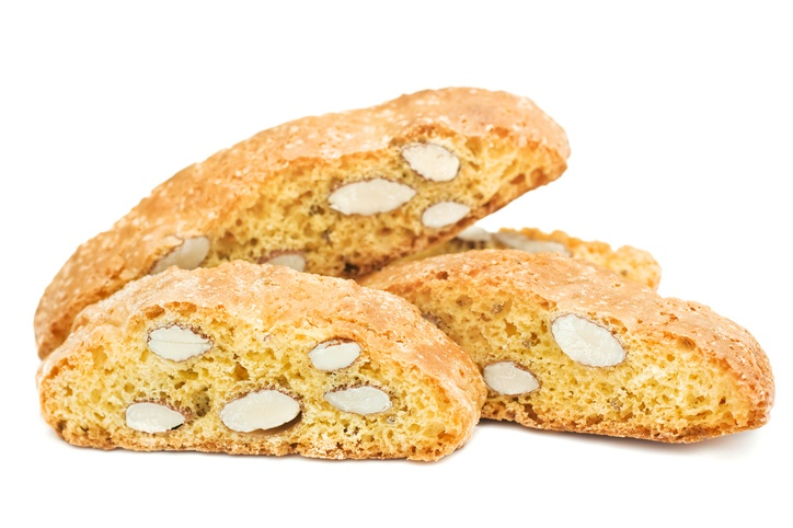 Italian cantucci cookies