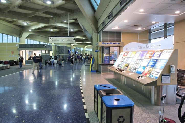 Kansas City airport