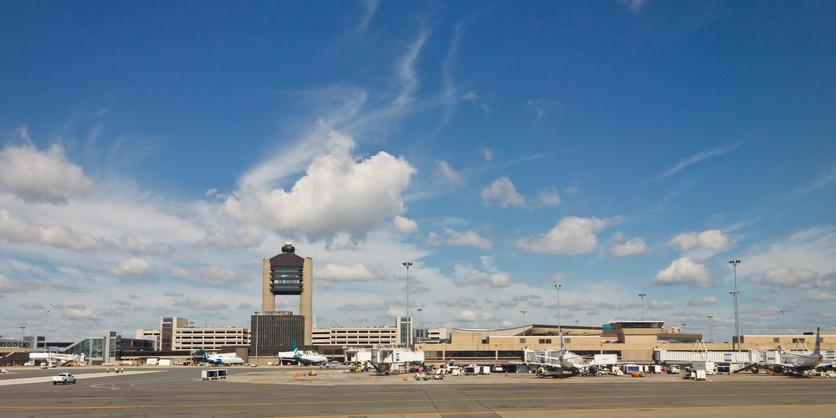 Logan International Airport, Boston