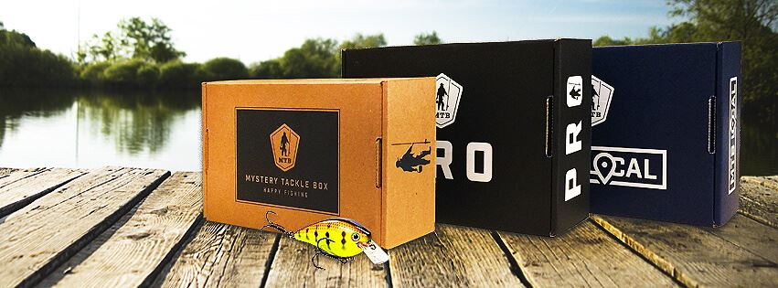 Mystery Tackle Box sets
