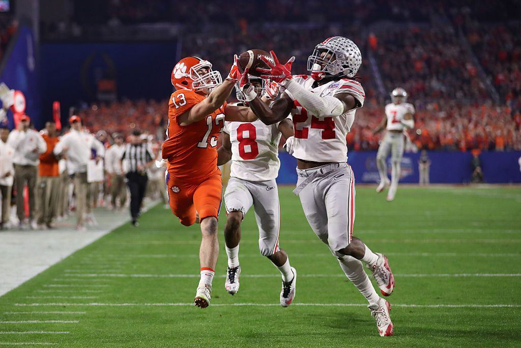 PlayStation Fiesta Bowl - Ohio State v Clemson