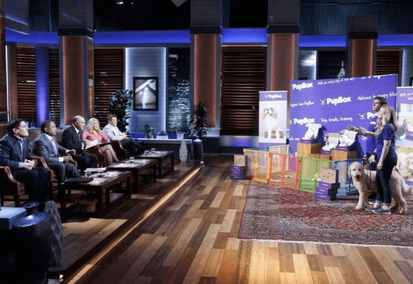 PupBox pitch on Shark Tank