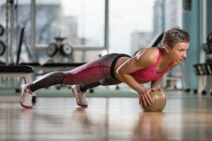 Give Your Workout a Boost With These Medicine Ball Exercises