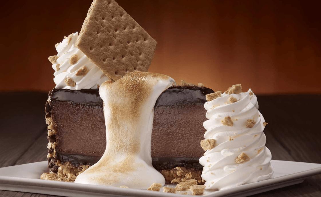 S'More Galore dessert