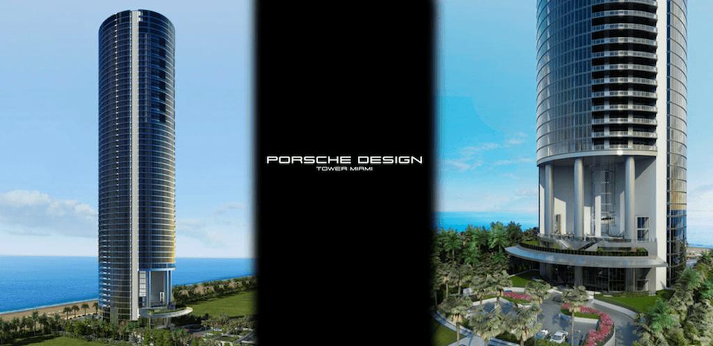 Porsche Design Tower Miami concept