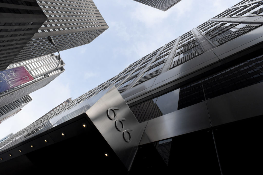 666 Fifth Ave. building