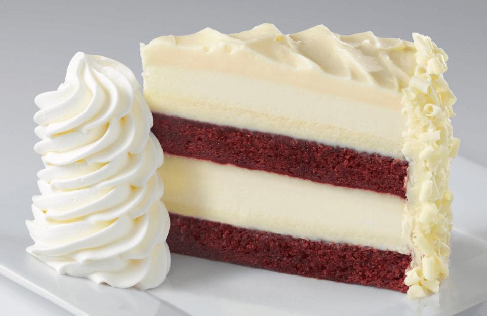Ultimate Red Velvet dessert