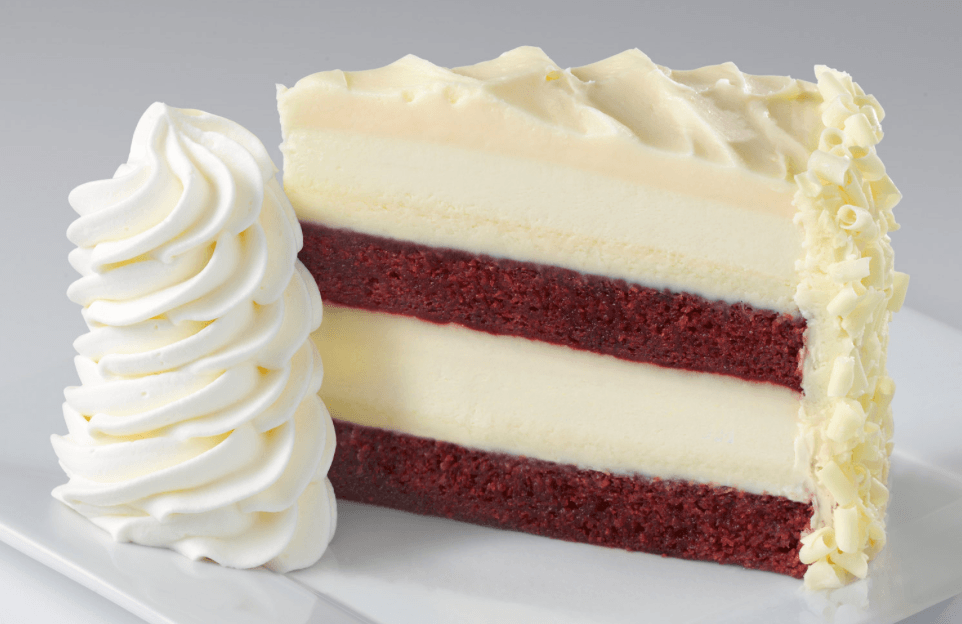 Ultimate Red Velvet dessert