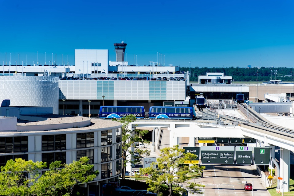 Houston George Bush International Airport