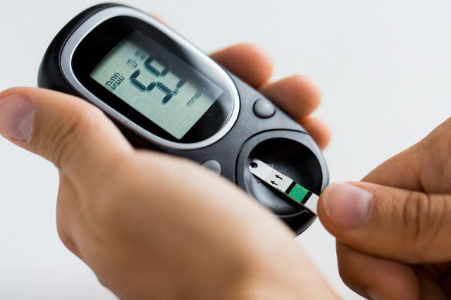 Give your pancreas a break and cut back on added sugars.