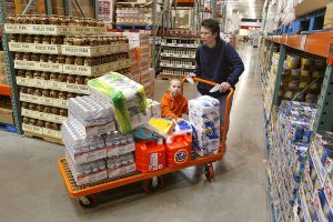 Every Parent Will Love These Brilliant Hacks for Shopping at Costco With Kids