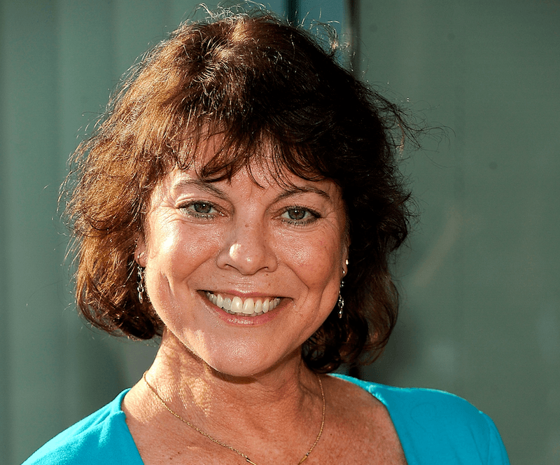 Actress Erin Moran arrives at the Academy Of Television Arts & Sciences' 'Father's Day Salute'