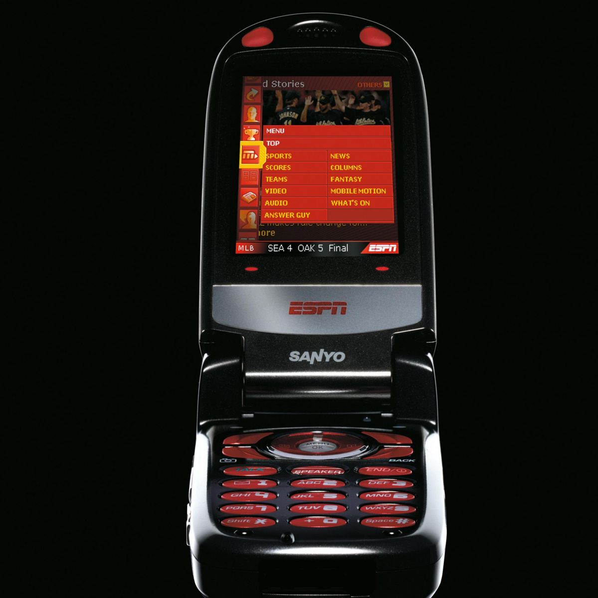 The ESPN phone from Sanyo