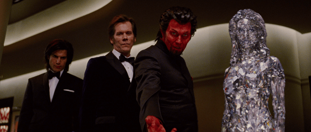 Members of the Hellfire club in X-Men: First Class