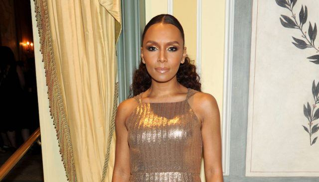 Janet Mock at The National Eating Disorder Association Hosts 15th Annual Benefit Gala, An Evening Unmasking Eating Disorders.