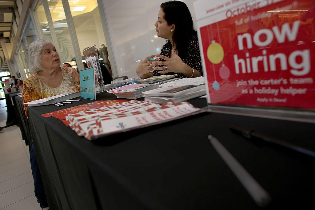 Is discrimination happening in your job