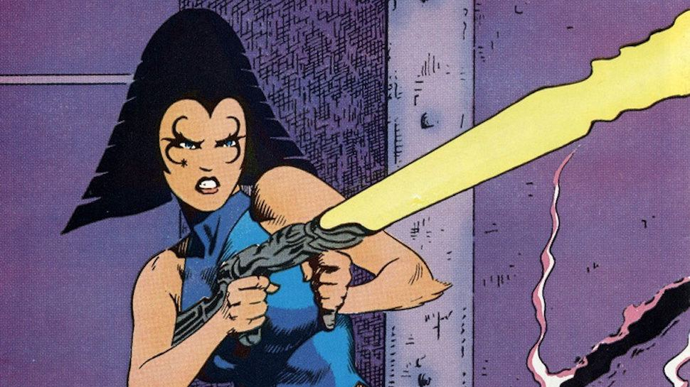 Image of comic book character Lilandra