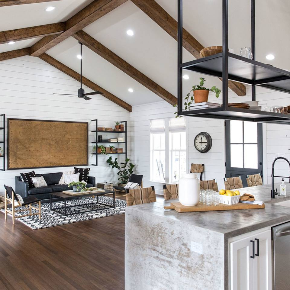 Joanna Gaines Kitchen Decor: Simple Ways To Copy Joanna Gaines' Decorating Tips From