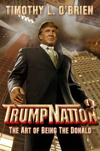 The cover of TrumpNation