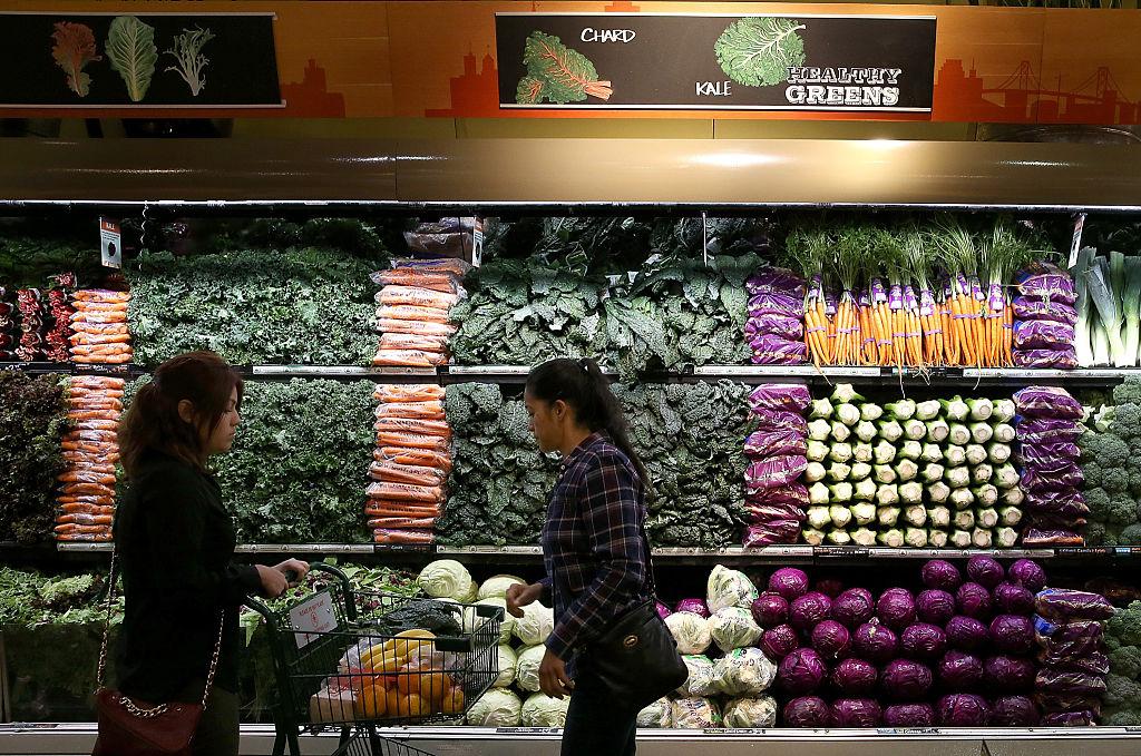 whole foods produce