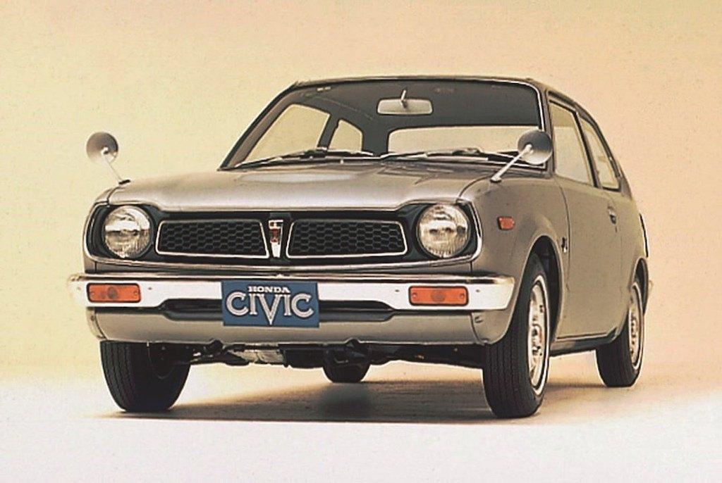 1972 Honda Civic