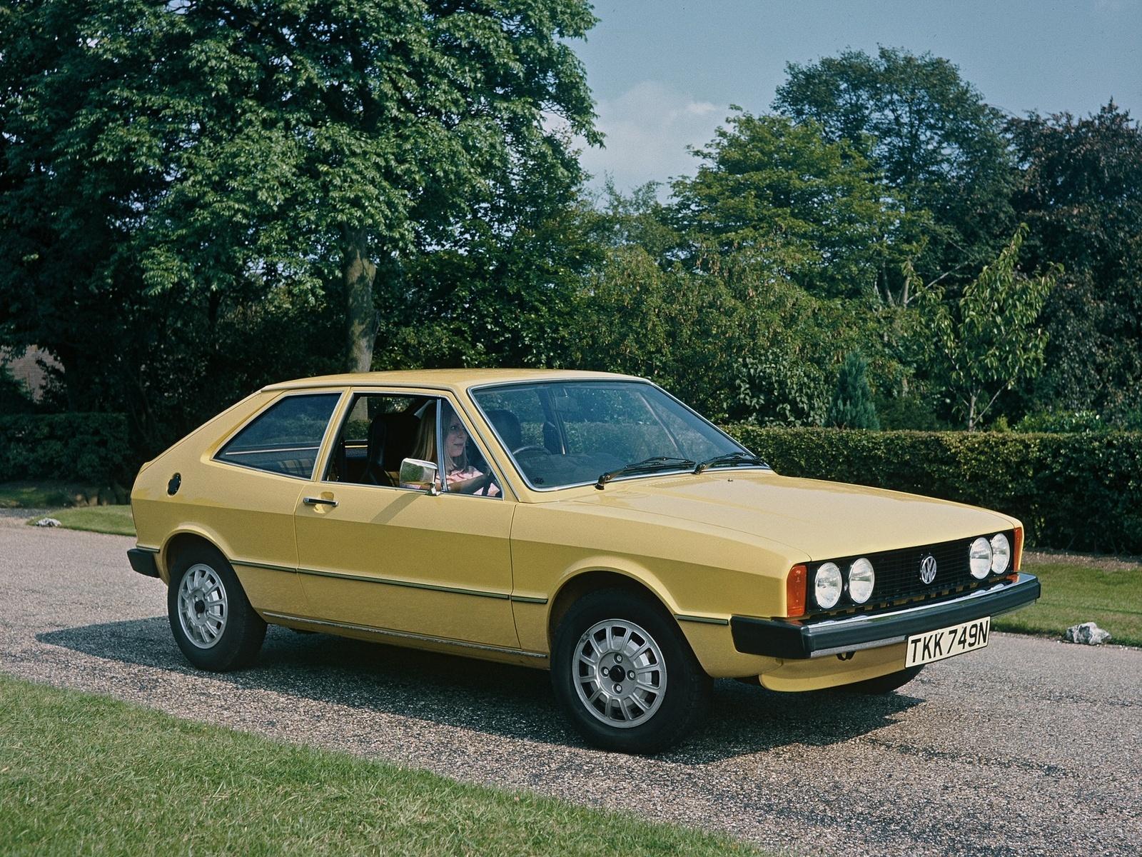 1974 Volkswagen Scirocco