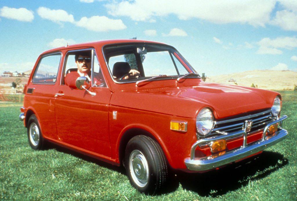 1967 Honda N600