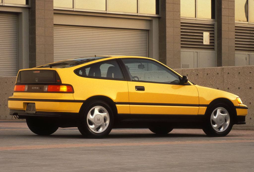 1990 Honda Civic CRX Si