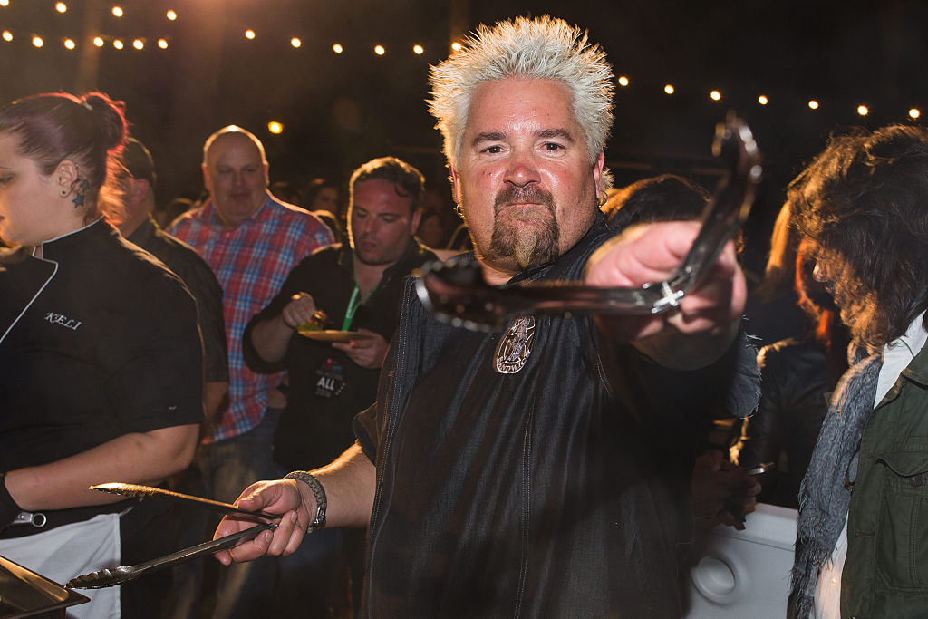 Guy Fieri at the 2016 Food Network & Cooking Channel