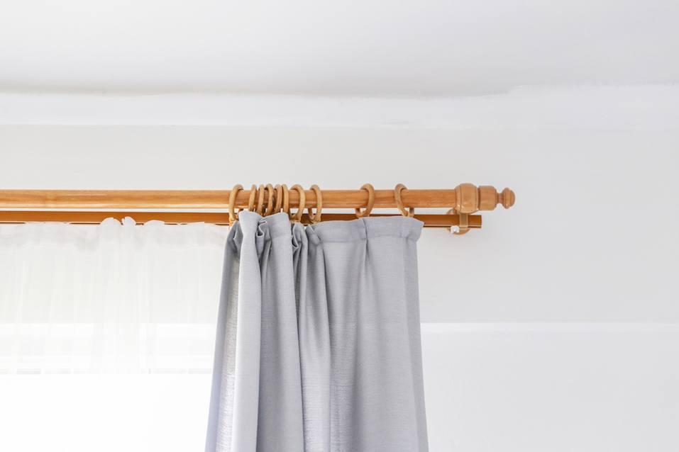 A Curtain Detail