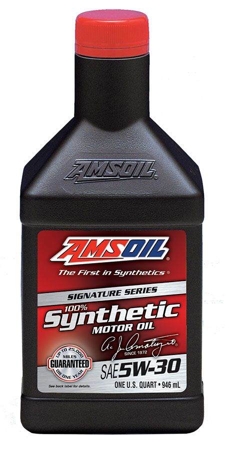 AMSOIL 5W30 Synthetic Oil