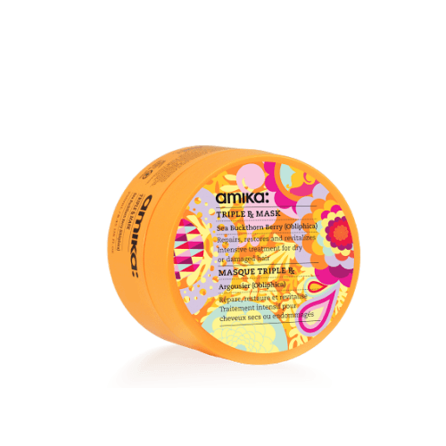 Damaged Hair Treatments Amika Triple RX Mask