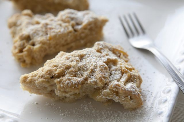 Scones with less sugar are healthier to eat.