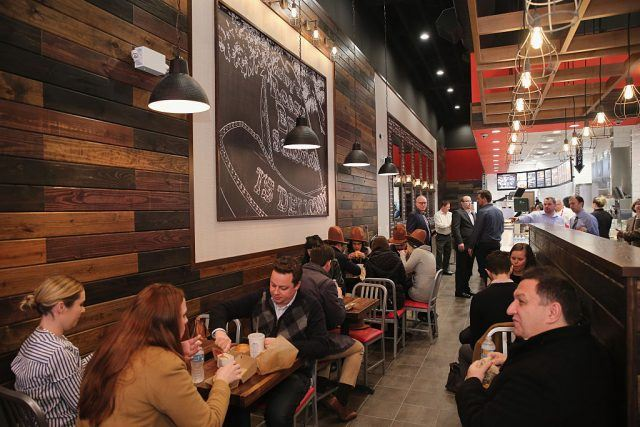 Arby's Gives Fans A Sneak Peek At Its New Manhattan Restaurant