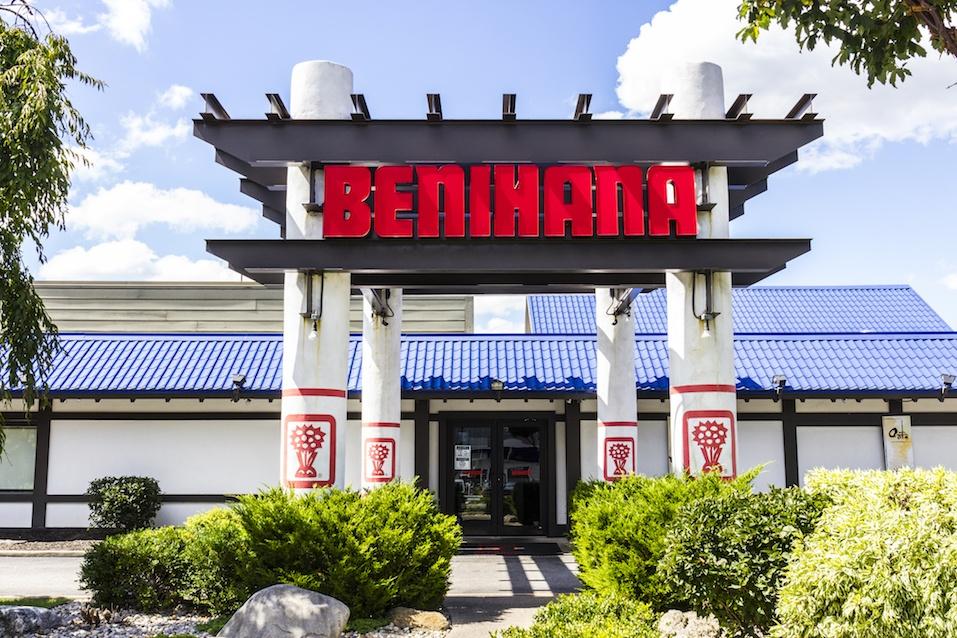 Benihana Japanese Teppanyaki Restaurant