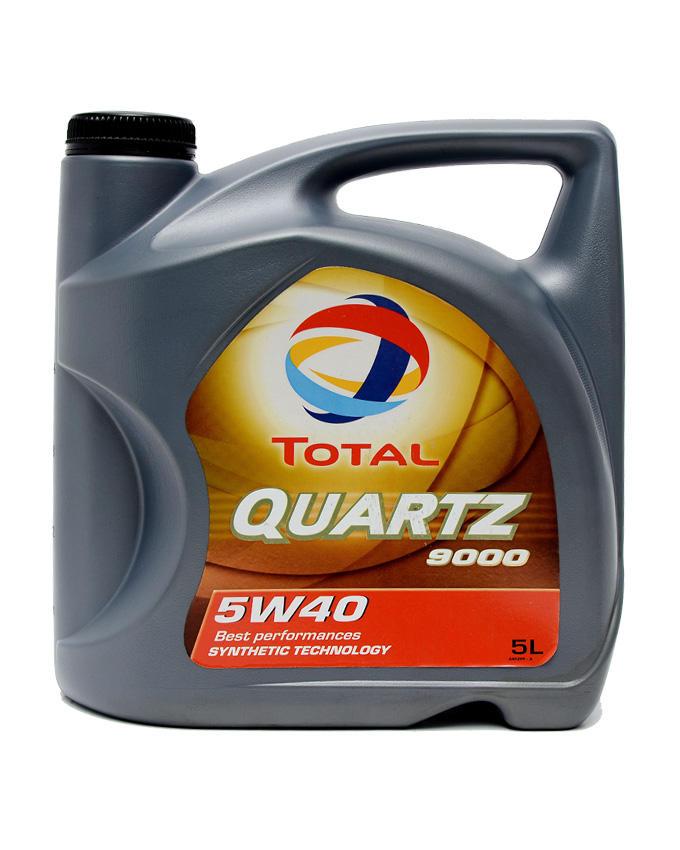 Total Quartz Synthetic oil
