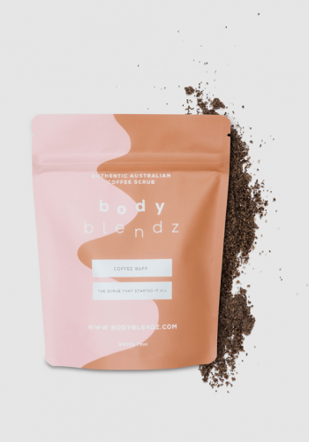 Body Blendz Coffee Buff Coffee Scrub