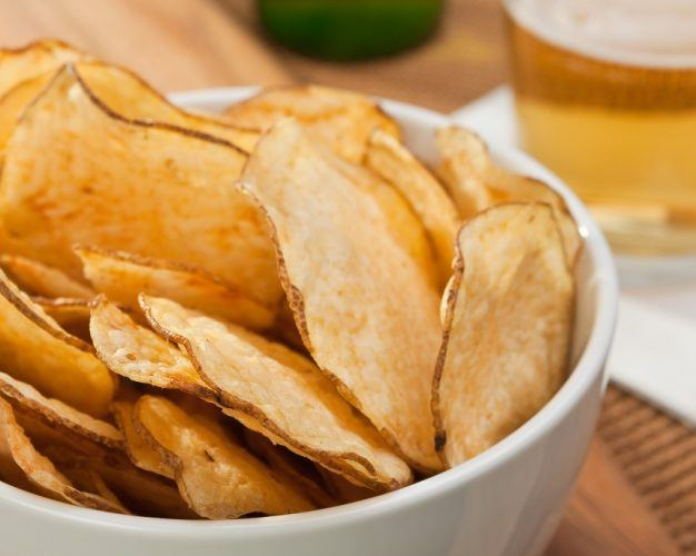Kettle chips are extremely healthy.