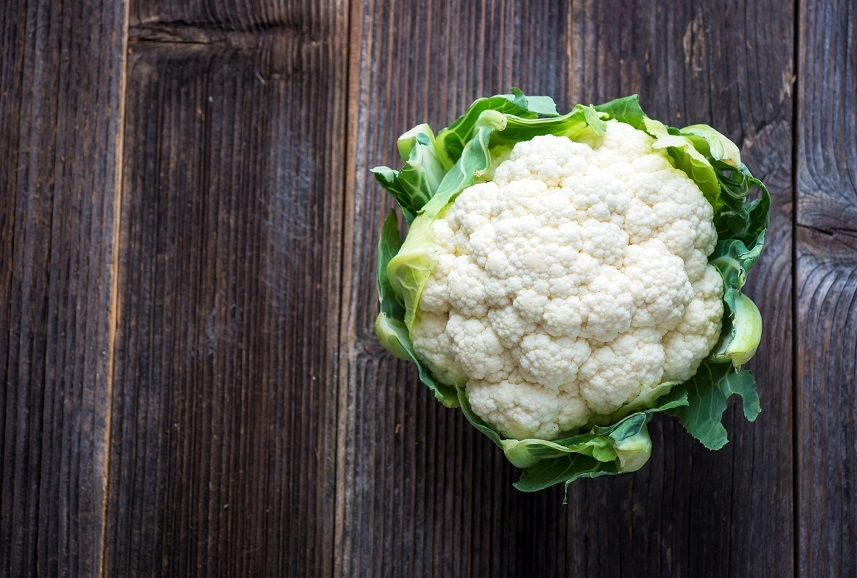 Cauliflower is a healthy, protein-packed vegetable.