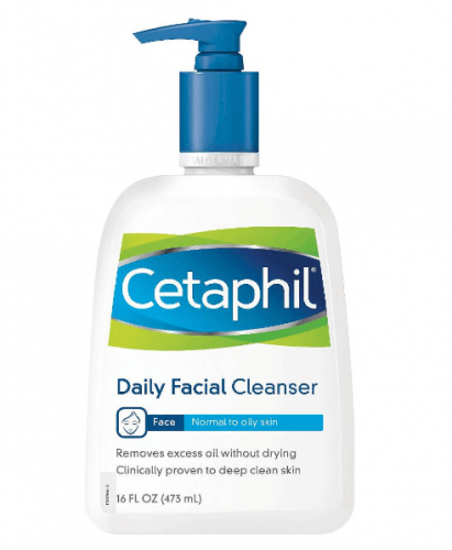 Daily Facial Cleanser from Cetaphil