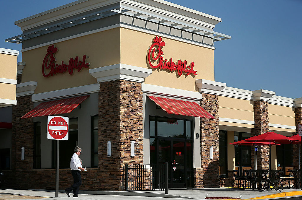 Chick-fil-A Embattled In Controversy Over Anti-Gay Marriage Remarks