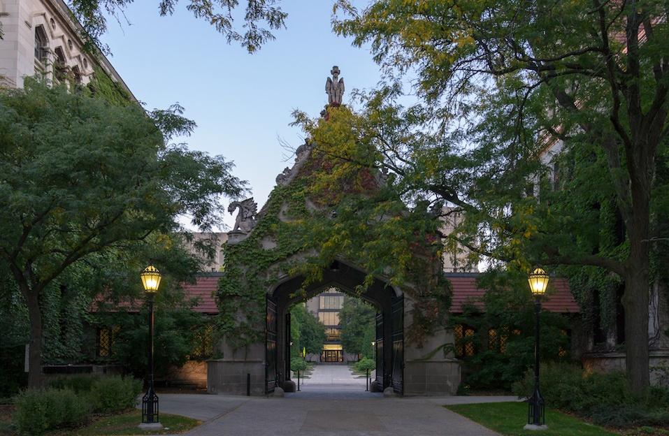 Cobb Gate, University of Chicago