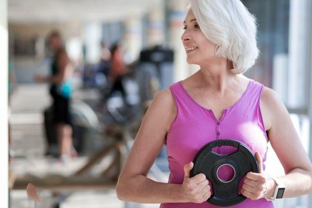 Exercise can play a major role in reducing anxiety and depression.