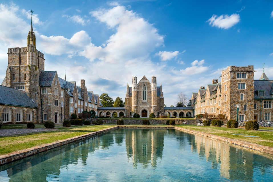 The Most Beautiful College Campuses You Can Visit In The U