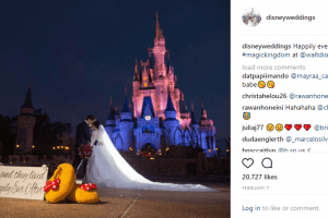 A Fairy-Tale Disney Wedding Costs How Much? Here's What You'll Get for $180,000