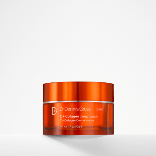 An anti-aging vitamin C-infused facial cream from Dr. Dennis Gross