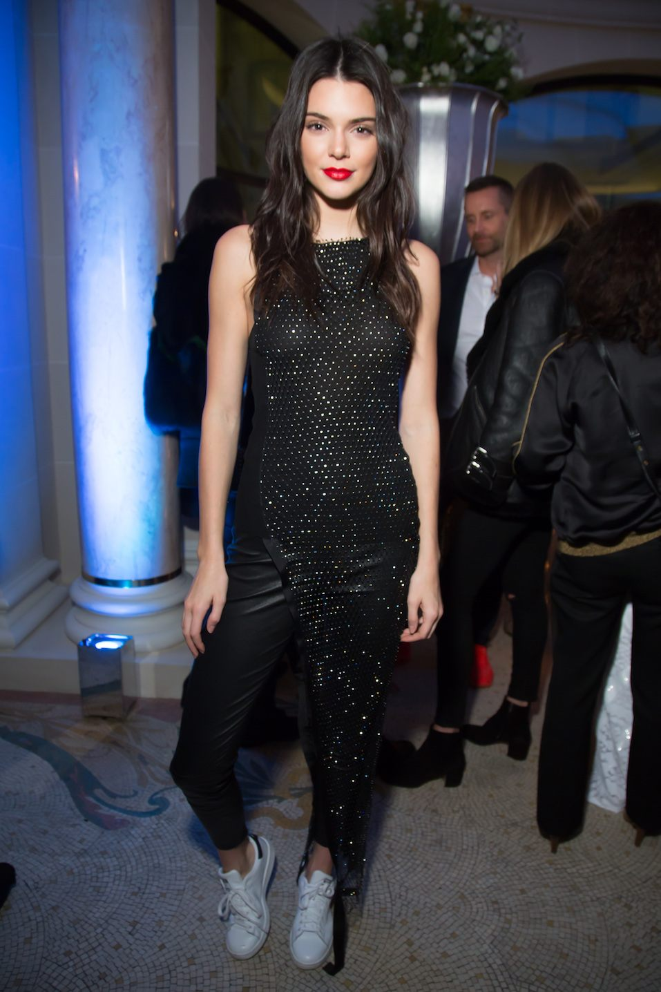 Kendall Jenner attends the Editorialist Spring/Summer 2016 Issue Launch Party