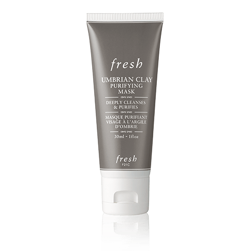 Deep-Cleaning Beauty Products For Flawless Skin Fresh Umbrian Clay Purifying Mask